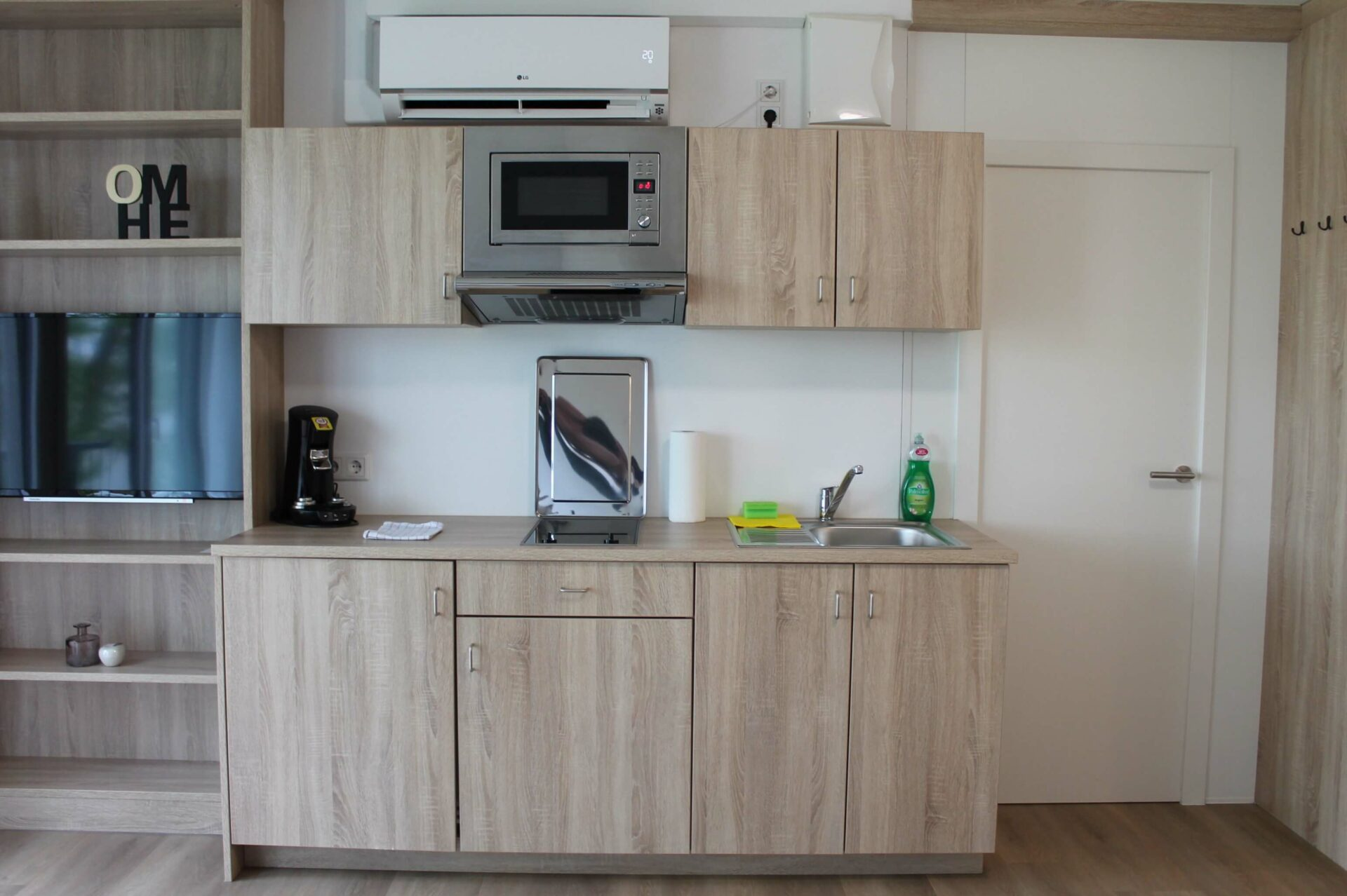Smart-and-Stay_Saarlouis_Apartment_Kueche